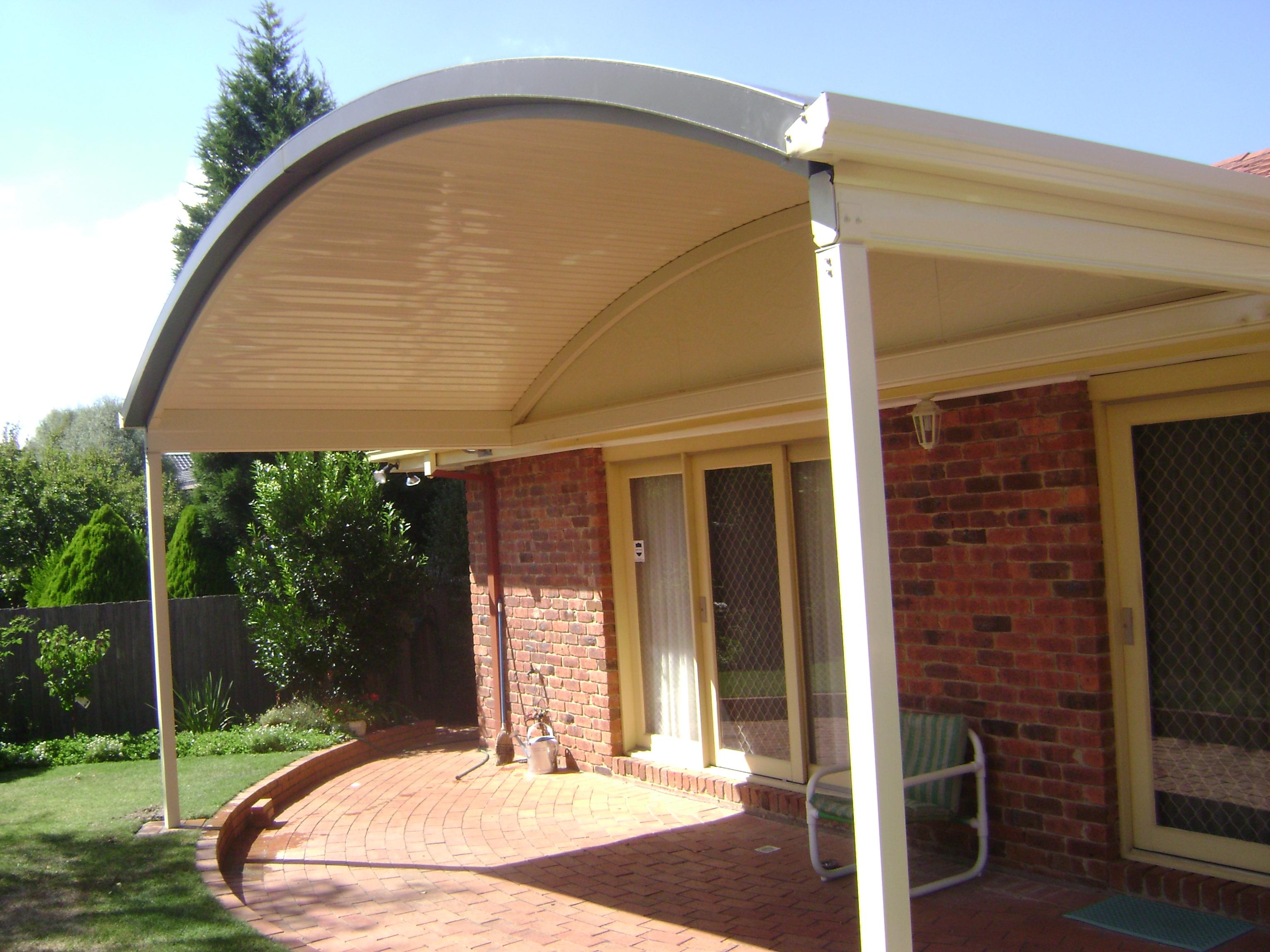 Steel Verandahs Melbourne Verandah Builders Melbourne