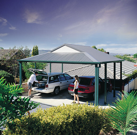Verandah gable for Gable roof carport