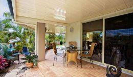 Stratco outback verandah