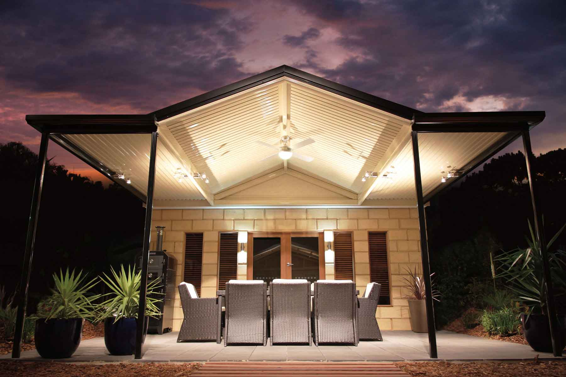 Stratco Outback Patio Installers Melbourne Outdoor