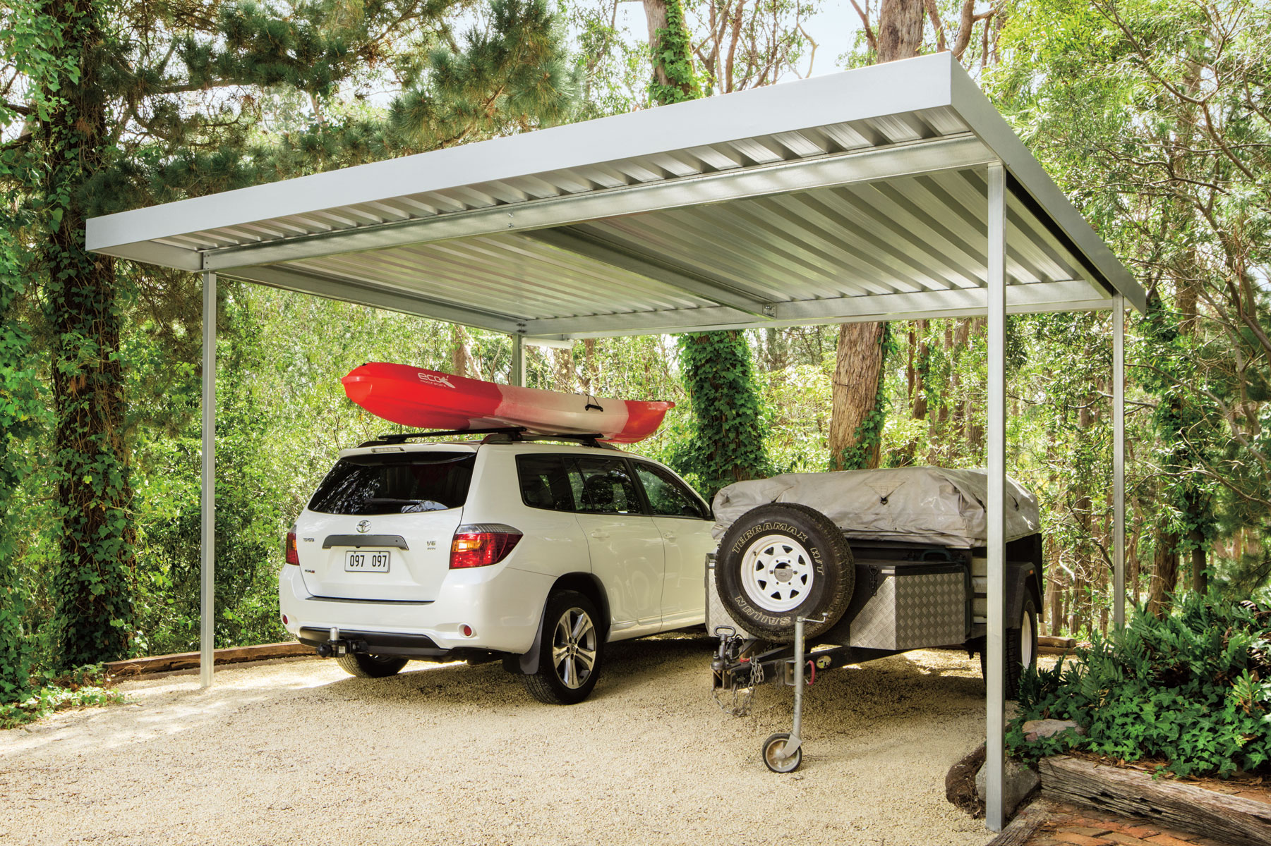 , What to Consider Before Building Your New Carport