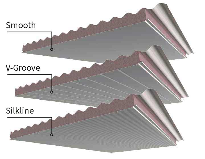 cooldek cladding roofing sheeting walling cooldek