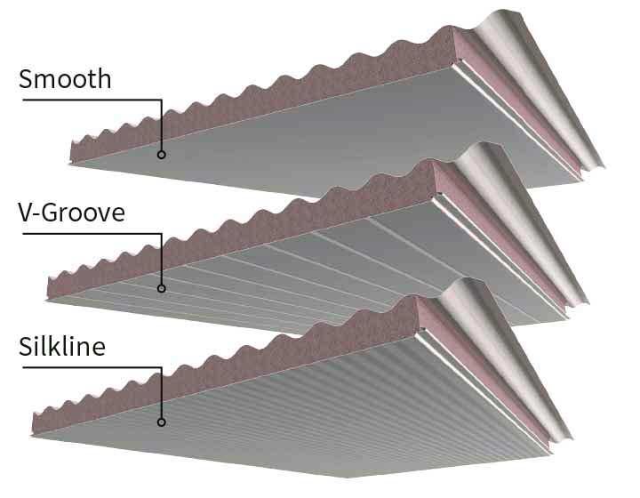 , Cooldek Roofing