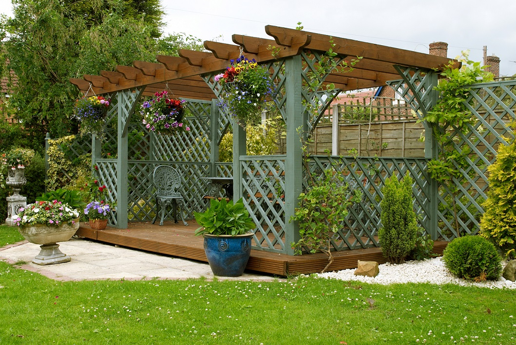, Pergola Vs Patio – What's the difference?