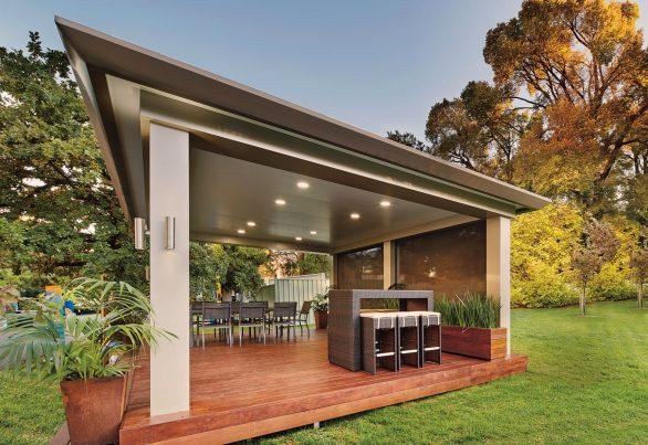 innovative pavilion