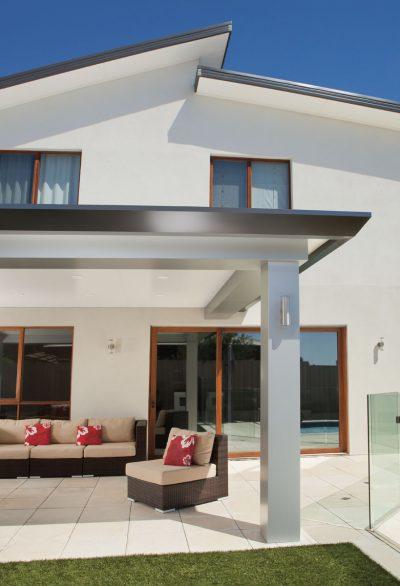 ultramodern pavilion