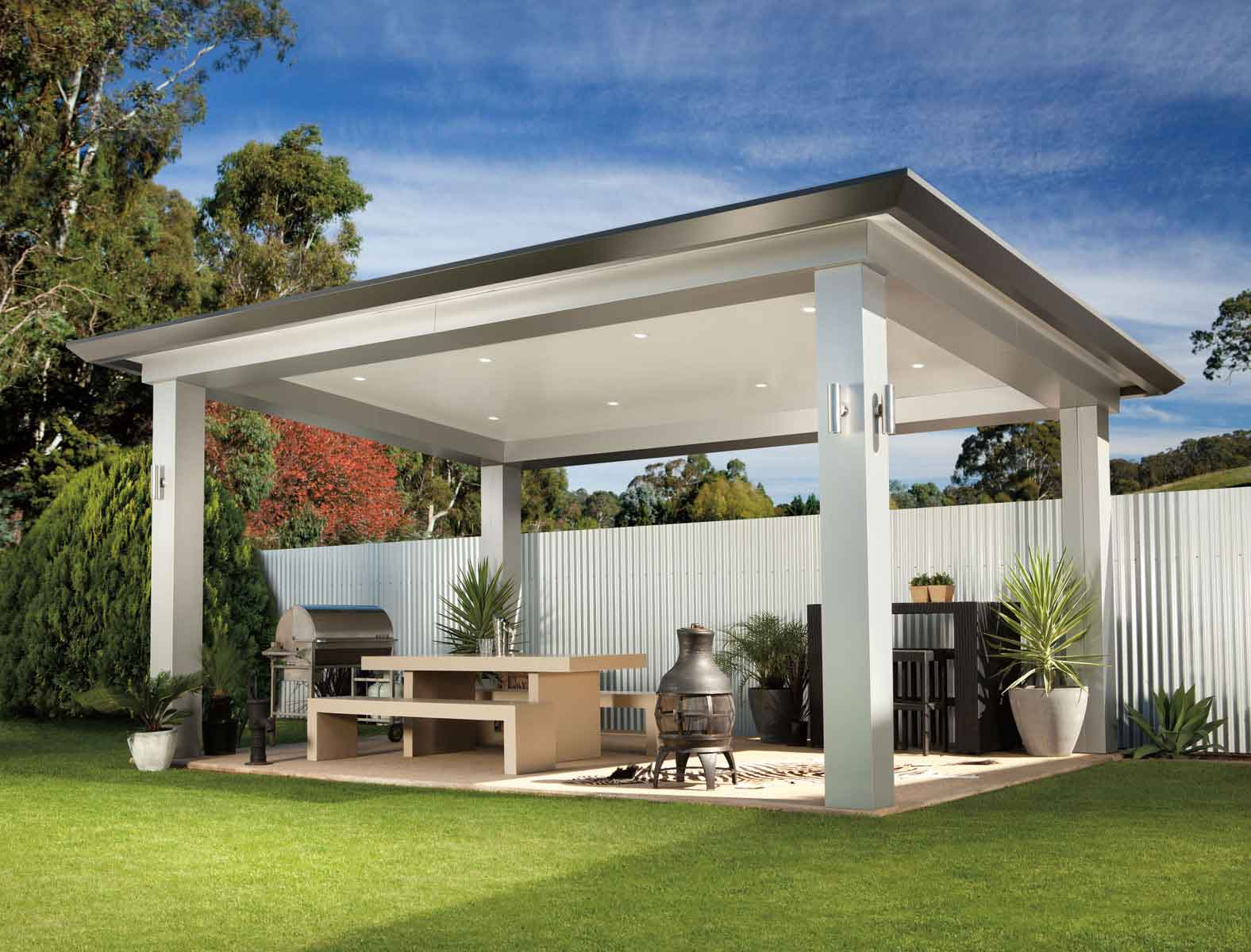 Melbourne Pergolas, Patios & Carport Installers - Outdoor