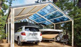 Patios verandah carport outback gable 44