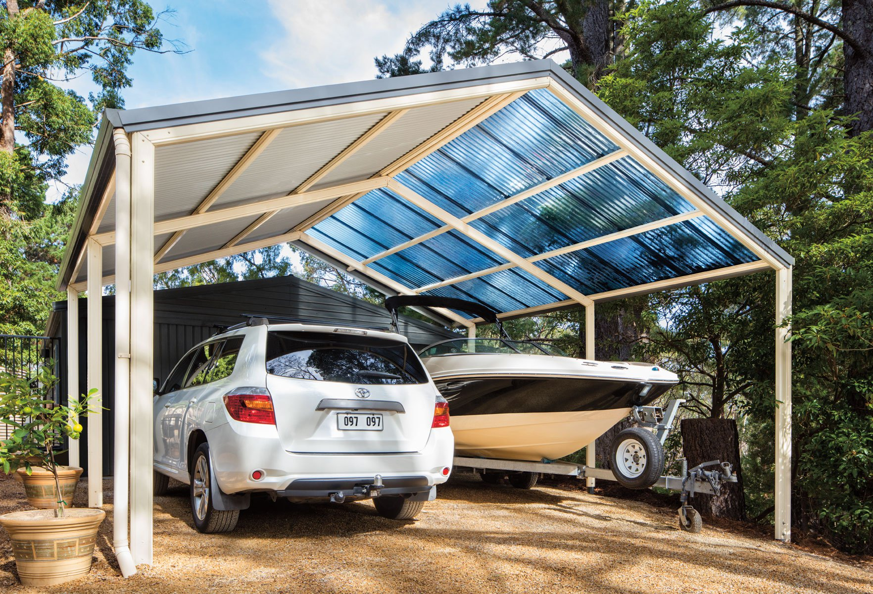 , Carports Melbourne Residents Love: Why to Select a Carport Over a Garage