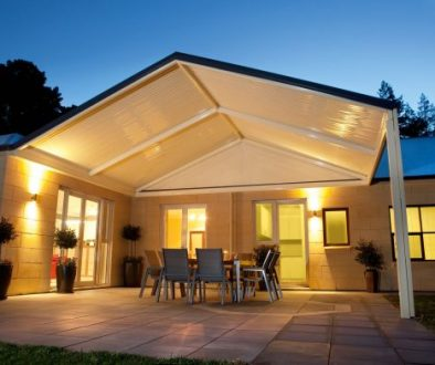 Patios verandah carport outback gable 48