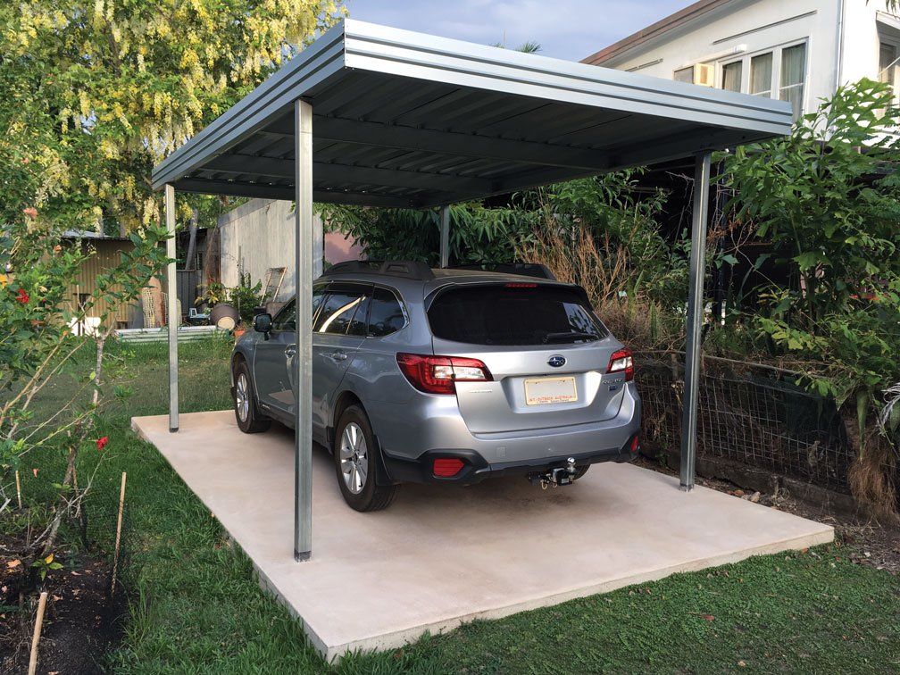 , A Beginner's Guide To Carports