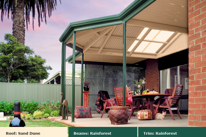 outback gazebo design