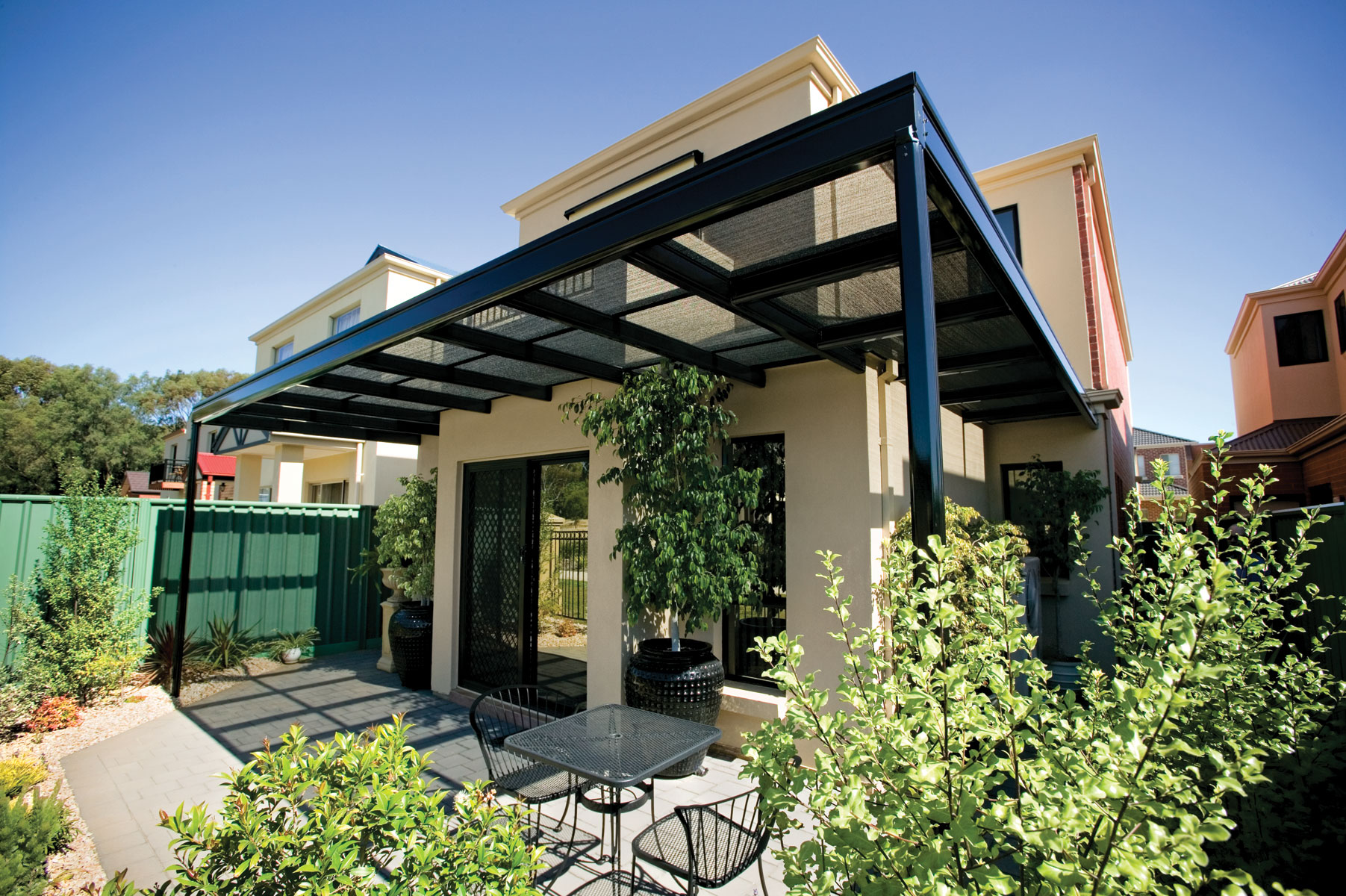 , Colorbond Pergolas in Melbourne will transform your outdoor living!